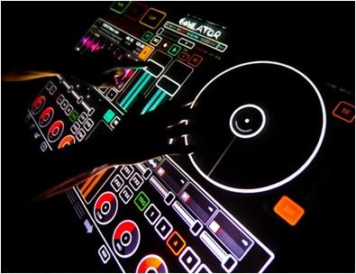 DJ table emuloator - evenementiel soiree