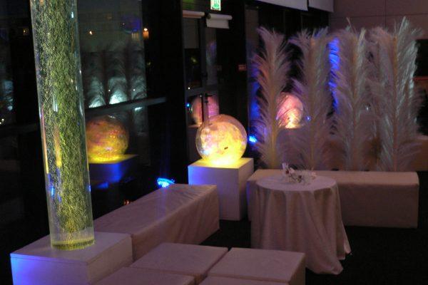 Espace lounge : décoration événementielle élégante pour vos événements Paris Rouen Deauville