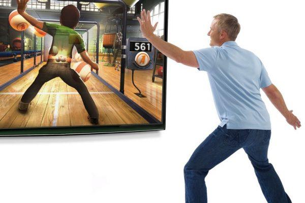 Animation Kinect sur grand écran, pour vos événements entreprise, CE et arbre de Noël