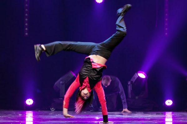 Spectacle Energie Positive : spectacle humour et danse hip hop sur scène Le Havre Paris