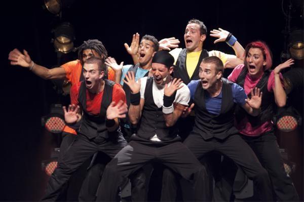 Spectacle Energie Positive : spectacle humour et danse hip hop sur scène ParisCaen