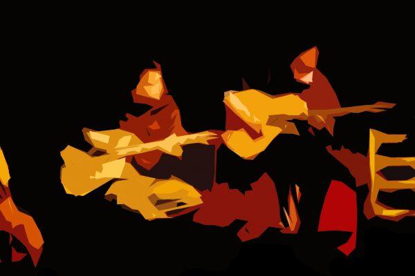 Musique jazz manouche evenementiel Paris Deauville Caen Le Havre