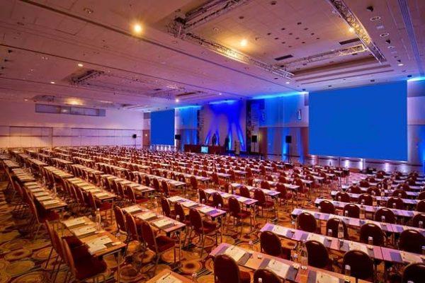 Organisation convention Paris