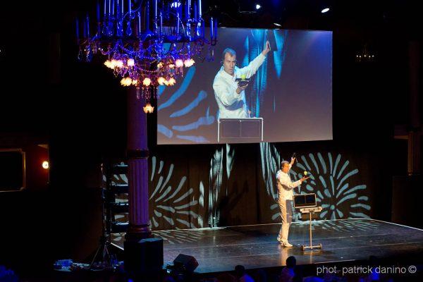 Soiree de gala : entreprise du batiment, salle Wagram, Paris