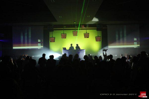 DJ Soirée entreprise Paris Puteaux