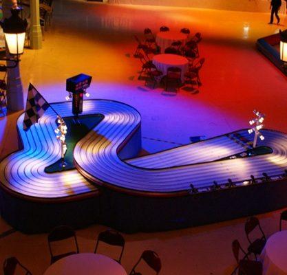 Location circuit 24 miniature: animation événementielle Paris Caen Rouen