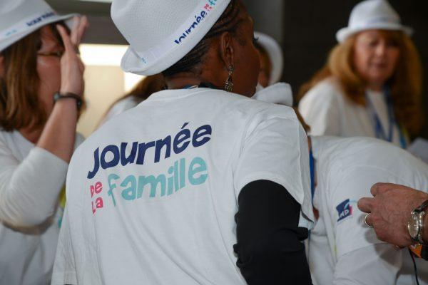 Organisation Journee de la Famille - Paris centre