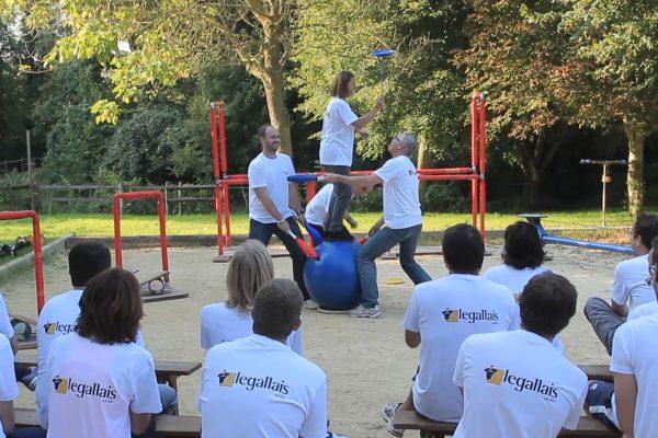 Journée de teambuilding à la campagne - Caen Calvados
