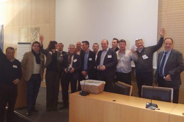 Séminaire de cohésion: team building CCI Le Havre Normandie
