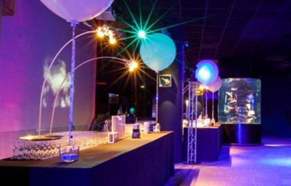 Lieux insolite: l'aquarium de Paris