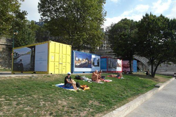 Evenement grand public - organisation Exposition itinérante - région parisienne 2
