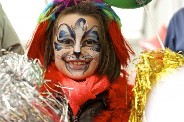 HEINEKEN Journée des familles strasbourg animation maquillage enfant 2
