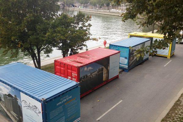 Evenement grand public - organisation Exposition itinérante - région parisienne