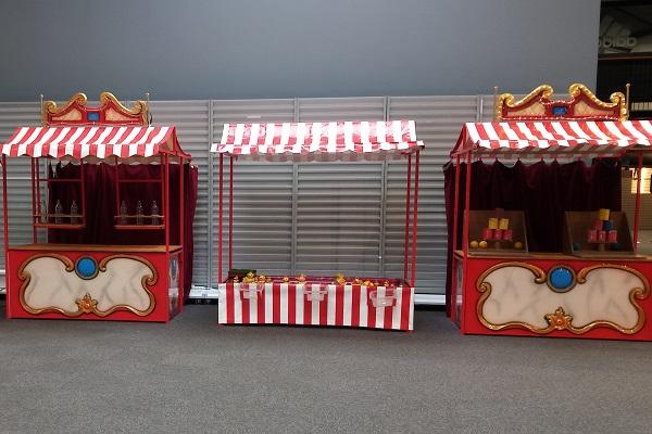 Animation jeu fete foraine stand chamboulle tout - animation evenement enfant