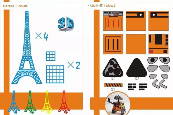 Atelier dessin stylo 3D : animation evenementielle ludique et de découverte des nouvelles technologies 3