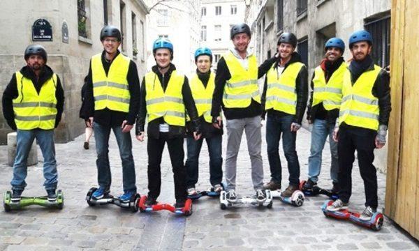 Initiation hoverboard - animation evenementielle innovante enfant et adulte 1