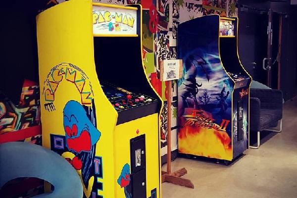 Location jeu arcade vintage - jeu pour animation retro gaming evenementiel