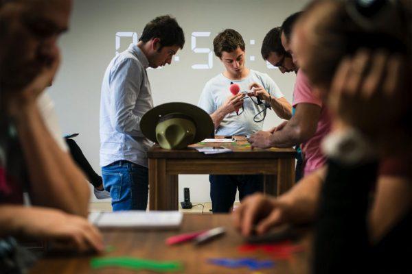 team building escape game nomade aventurier activité cohésion entreprise seminaire deauville trouville rouen caen